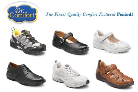 Dr Comfort Footwear