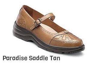 Paradise Saddle Tan